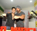 Promotion of film Dishoom