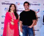 Juhi Chawla and Sohail Khan launches 'Purwave'