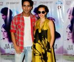 "Promotion of film ""Jia Aur Jia"" - Kalki Koechlin and Arslan Goni"