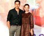 "Trailer launch of film ""Ribbon"" - Kalki Koechlin and Sumeet Vyas"