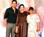 "Trailer launch of film ""Ribbon"" - Kalki Koechlin Sumeet Vyas and Rakhee Sandilya"