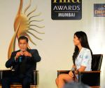Salman Khan, Katrina Kaif, Madhuri Dixit at IIFA 2019 press conference