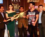 IIFA Awards press conference - Kriti Sanon, Sushant Singh Rajput, AR Rahman