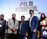 Bricks film festival 2016 - Kunal Kapoor, Divinaa Thackur