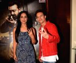 "Media interaction  of film ""Saheb Biwi Aur Gangster 3"" - Mahie Gill and Jimmy Shergill"