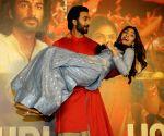 "Film ""Malaal"" song launch -Meezaan Jaffrey, Sharmin Segal"