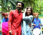"Film ""Malaal"" song launch - Meezaan Jaffrey, Sharmin Segal"