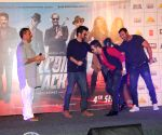Launch of title track song of film Welcome Back