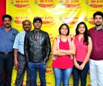 Promotion of film 'Padesaave' at Radio Mirchi Studio