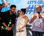 "Ayusmann Khurrana, Nushrat Barucha at promotion of movie ""Dream Girl"