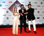 "HT India's Most Stylish Awards"" - Nushrat Bharucha, Sunny Singh and Kartik Aaryan"