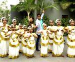 : (110216) Kolkata: Indian's got talent auditions