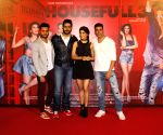 Song launch of 'Taang Uthake' from film Housefull 3