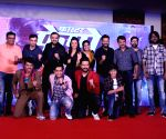 "Song launch of film ""Faster Fene"" - Amey Wagh, Parna Pethe and Girish Kulkarni"