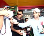 Riteish, Pulkit promote film Bangistan