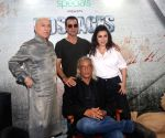 Web series 'Hostages' screening - Ronit Roy, Tisca Chopra, Dalip Tahil, Sudhir Mishra