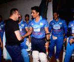 Celebrity Cricket League Match - Sanjay Dutt and Sonu Sood