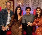 "Shah Rukh, Katrina, Anushka promote ""Zero"