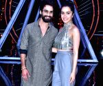 "Indian Idol 10"" -  Shahid Kapoor and Shraddha Kapoor"