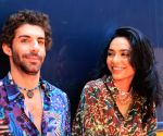 """Sobhita Dhulipala, Sumeet Vyas, Jim Sarbh on Neha Dhupia's show """"Vogue BFFs Season 3"""" sets"""