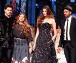 BMW India Bridal Fashion Week - Falguni and Shane Peacock