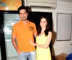 "Nitishastra"" screening - Sumeet Vyas and Ekta Kaul"