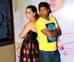 "Grand premiere of film ""Tula Kalnnaar Nahi""- Sunil Pal, Sonalee Kulkarni"