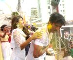 Celebs at Zoom Holi celebrations