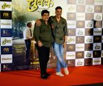"Trailer launch of film ""Chumbak"" - Swanand Kirkire and Akshay Kumar"