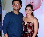 "Grand premiere of film ""Tula Kalnnaar Nahi""-Sonalee Kulkarni and Swapnil Joshi"