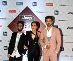 "HT India's Most Stylish Awards"" - Taapsee Pannu and Saqib Saleem"