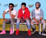 """Launch of Television show """"Fukrey Boys"""