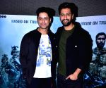 "Trailer launch of film ""URI"