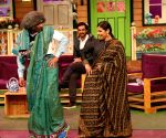 Promotion of film Kahani 2 on the sets of The Kapil Sharma Show