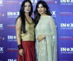 "Promotion of film ""Saheb Biwi Aur Gangster"" - Mahie Gill and Chitrangada Singh"