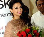 Adaa Khan during a programme