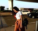 Adah Sharma seen at airport