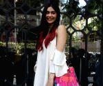 Adah Sharma spotted at Korner House
