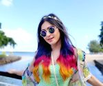 Adah Sharma flaunts three hair colours, set to make her debut web series 'The Holiday'