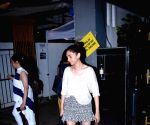 Aditi Rao Hydari seen at Bandra