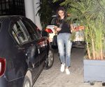 Aditi Rao Hydari seen at Soho House in Juhu