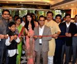 Aishwarya Rai Bachchan during inauguration of a jewellery showroom
