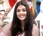 Aishwarya Rai at inauguration of Paradise Garden