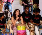 Alia bhatt celebrates Children's Day
