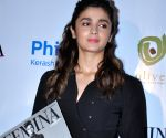 Alia Bhatt launches Femina Magazine's 55th anniversary issue