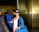 Alia Bhatt seen at airport