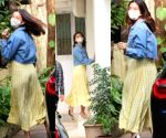 Alia Bhatt seen in Juhu