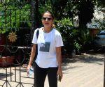 Amrita Arora seen at Bandra