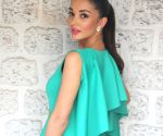 Amy Jackson shares a glimpse of her newborn