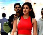 Amyra Dastur seen at Bandra